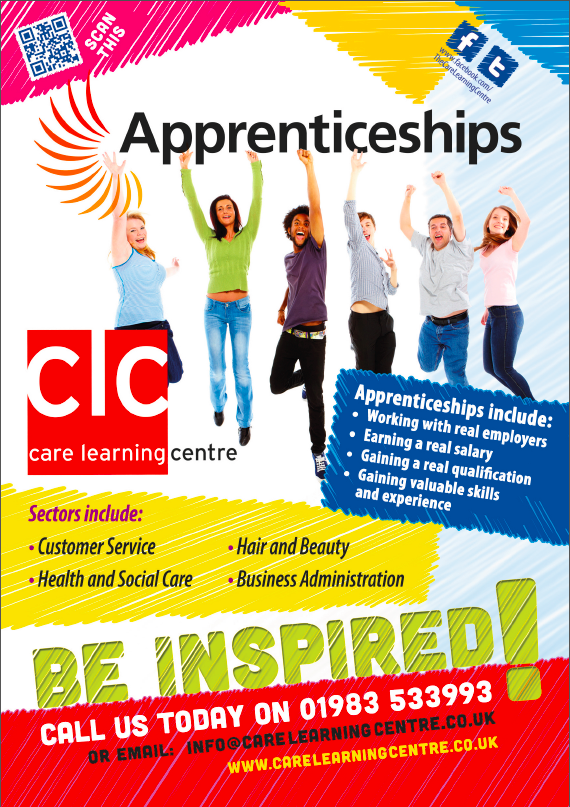 Care Learning Centre Apprenticeships for learners